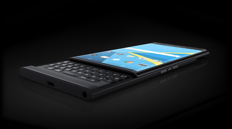 BlackBerry Priv, Smartphone Blackberry Dengan Android OS