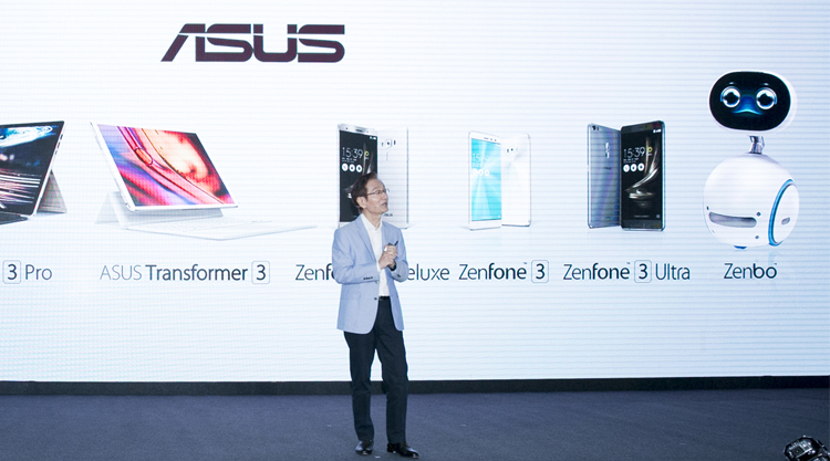 Asus Zenvolution