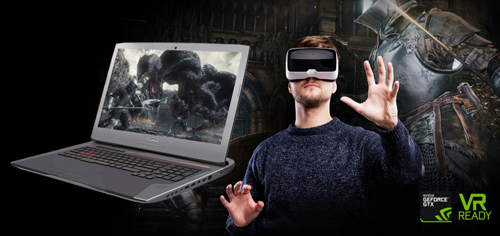 Fitur & Spesifikasi ASUS ROG G752VS, Laptop Gaming ASUS Berteknologi Virtual Reality